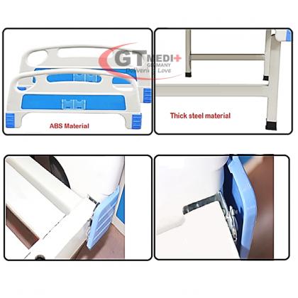 PS-02 GT MEDIT GERMANY Medical Hospital Nursing Bed Rack Home Care / Rak Katil