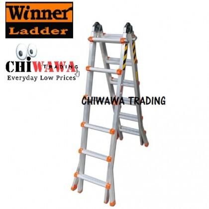 Winner WCL 24-Rung Multipurpose Compact Ladder Tangga Lipat