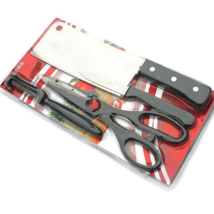 Kitchen Tools - Knife, Fruit knife, Scissor, Peeling knife