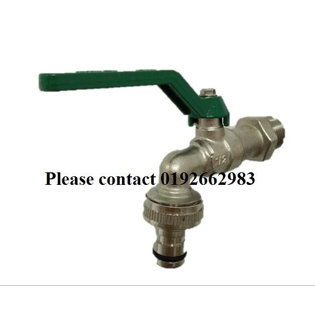 { Made in ITALY } VIP 310 Water Bib Tap Faucet