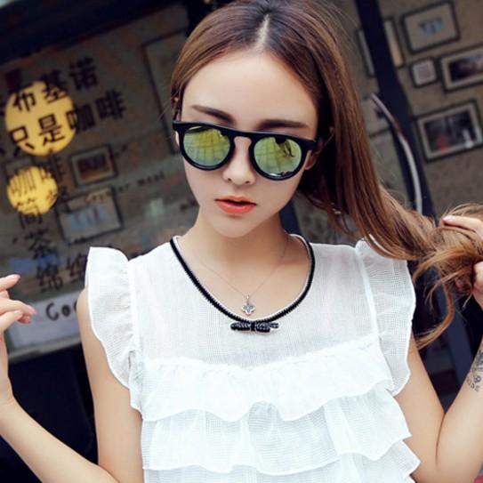 10 (Free Sunglass Case)Fashion sunglasses UV protection