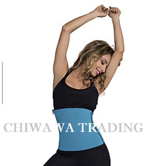 Body Shaper Waist Band Slimming Belt Ultra Sweat Neoprene Yoga Exercise Fitness Corset