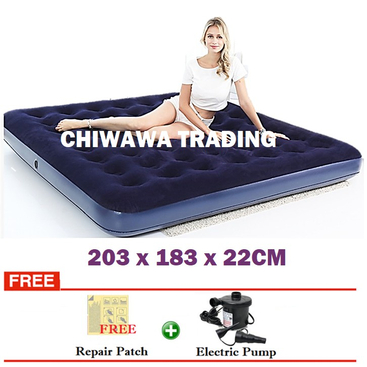 PROMOTION 20256-5 Inflatable Bubble Air Mattress Relax Massage Air Bed Sofa