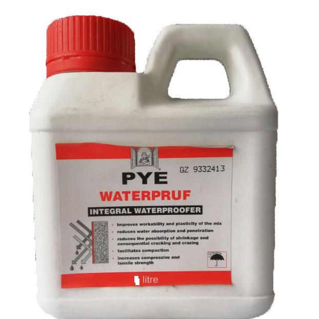 Cement Waterproofer (Integral Waterproofer) 4L