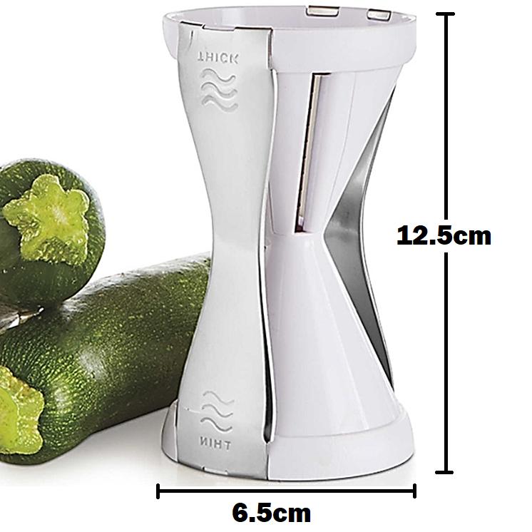 Veggetti Vegetable Spiralizer Spiral Slicer Carrot Cucumber Cutter Fruit Peeler Grater Salad Maker Tool / Penyagat Sayur