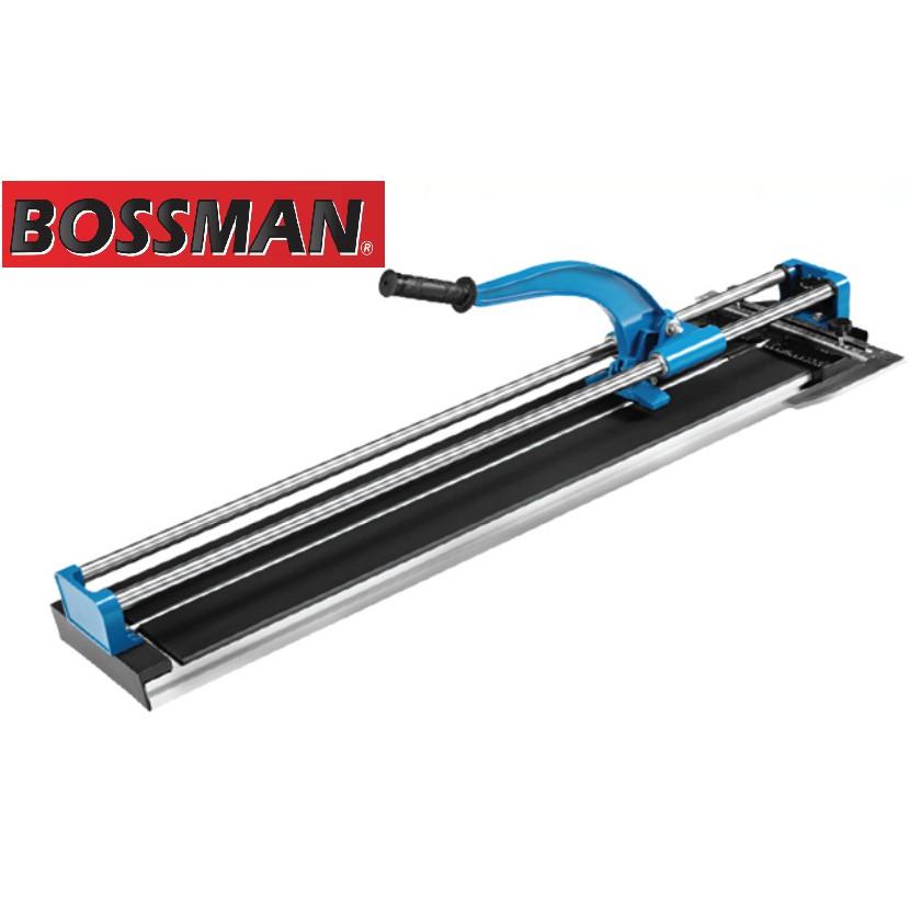 Bossman B2400 Manual Tile Cutter 400mm Standard Scoring Wheel W Double Rail