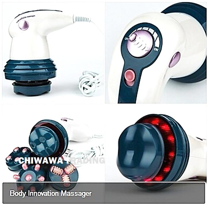 【Malaysia Plug】Infrared Light Massager Slimming Toning Relaxing / Tukang Urut